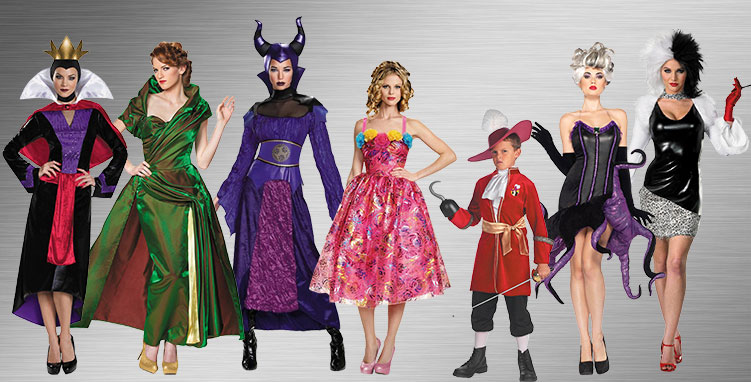 Disney Villains Group