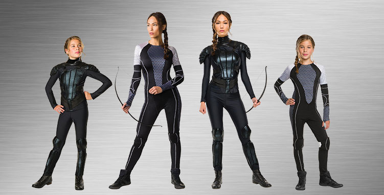 Hunger Games Costume Ideas