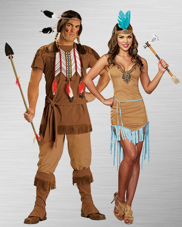 Indian Man & Woman