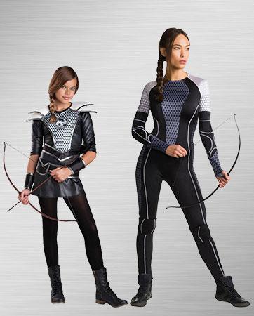 Tween Huntress & Katniss