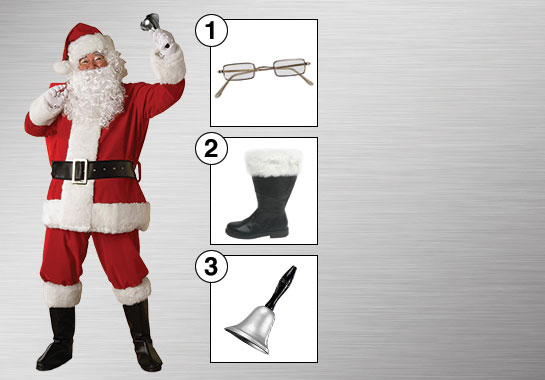 Santa Enhance Your Style