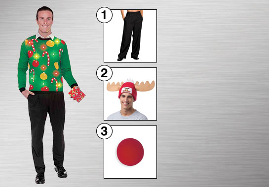 Light Up Ugly Sweater Enhance Your Style