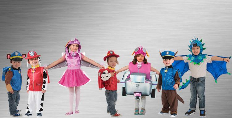 Paw Patrol Costume Ideas