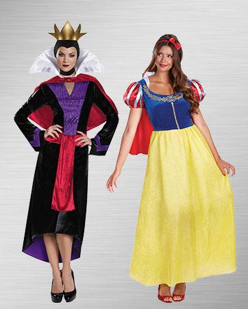 Classic Evil Queen & Snow White