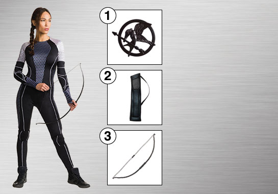 Katniss Enhance Your Style