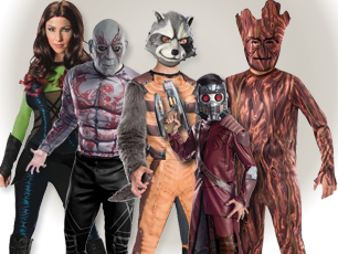 Guardians of the Galaxy Costumes | BuyCostumes.com
