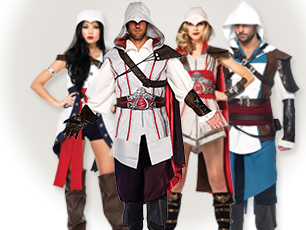 Assassins Creed Costumes