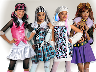 Monster High Costumes