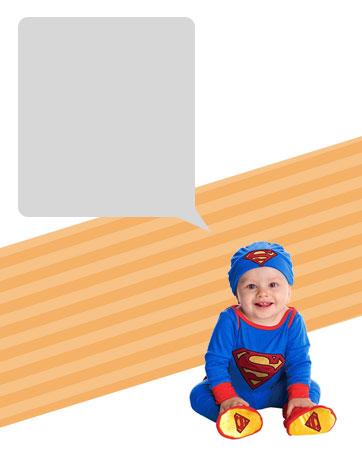 Superman Bio