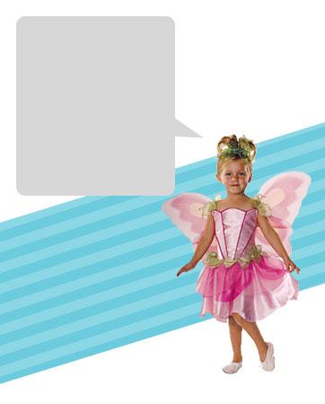 Butterfly Fairy Bio