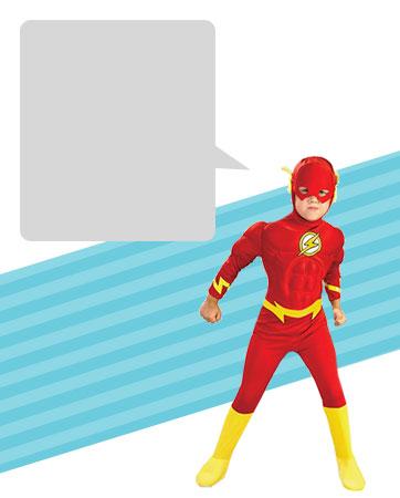 The Flash Bio