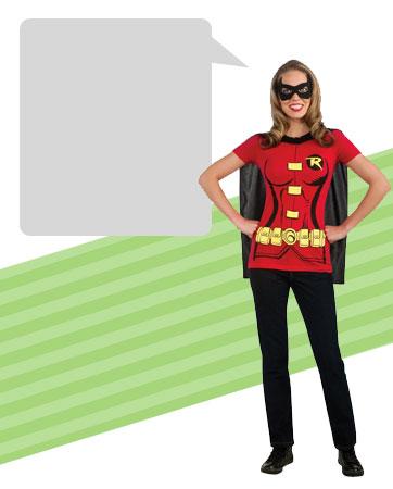 Robin T-Shirt Bio