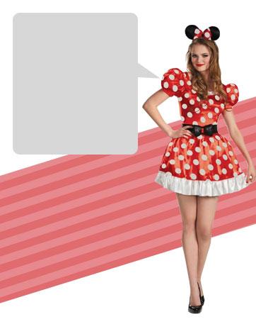 Minnie Mouse Classic Bio