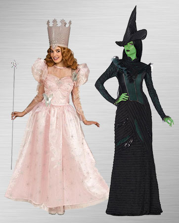 Glinda & Elphaba