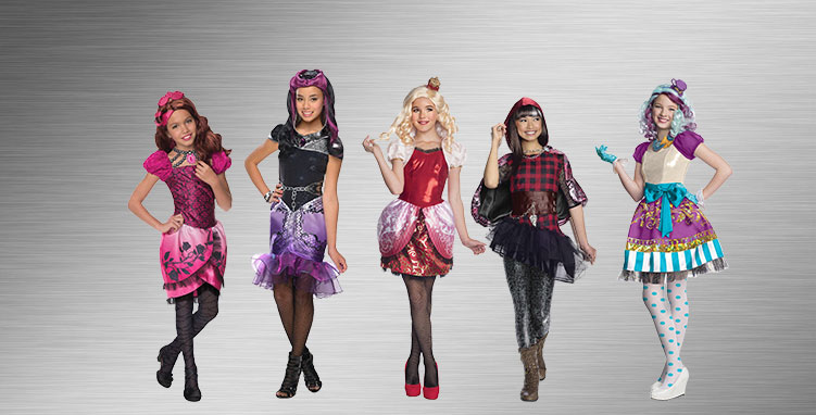 Ever After High Costume Ideas