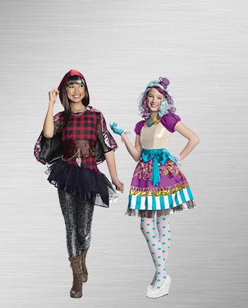 Cerise Hood & Mad Hatter