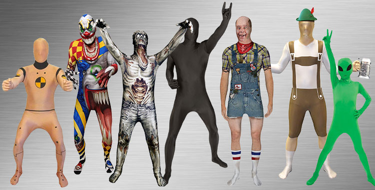 Morphsuits Costume Ideas