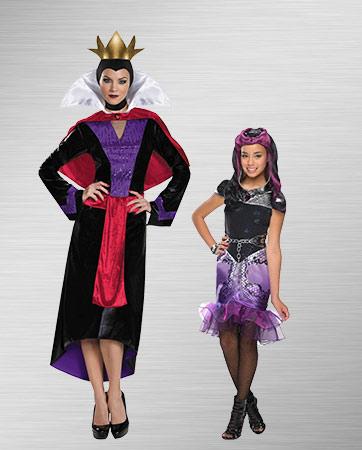 Evil Queen & Raven Queen