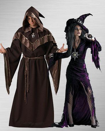 Sorcerer & Sorceress