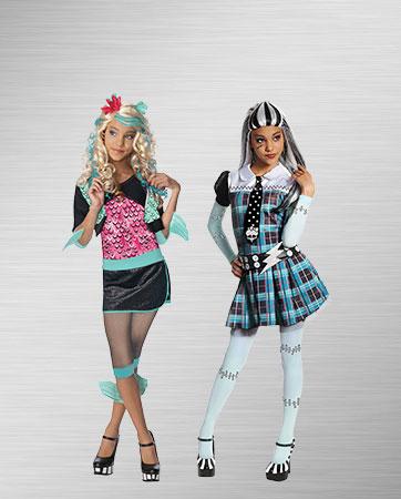 Monster High Frankie & Lagoona