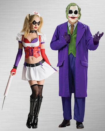The Dark Knight Joker Costumes | BuyCostumes.com