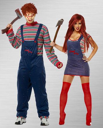 Chucky Male & Female Costume