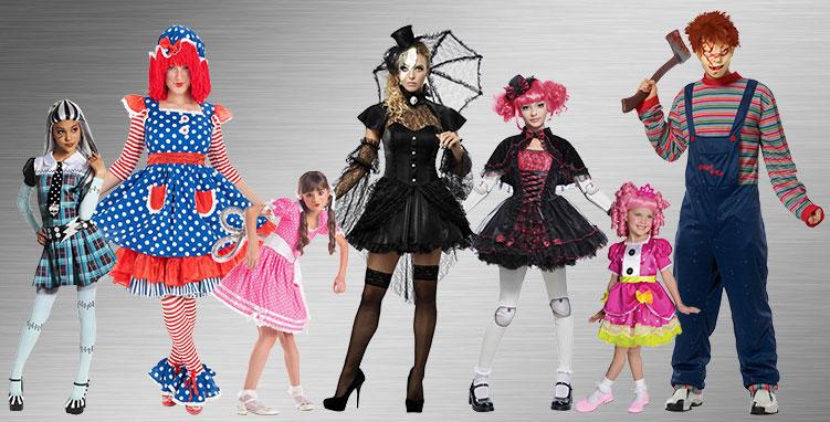Dolls Costume Ideas