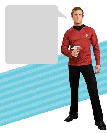 Red Shirt Bio