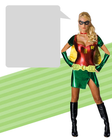 Sexy Robin Bio