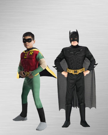 Robin & Batman Kids