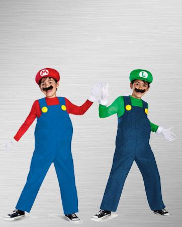 Mario & Luigi Kids