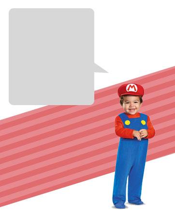 Mario Baby bios