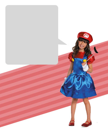 Mario Girl Bio