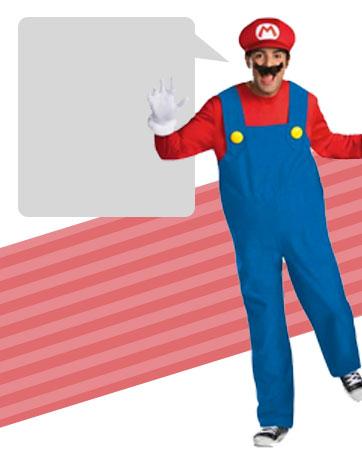 Mario Man bios