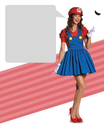 Mario Woman Bio