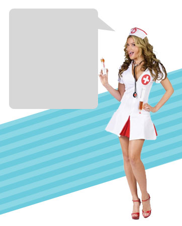Sexy Nurse Bio