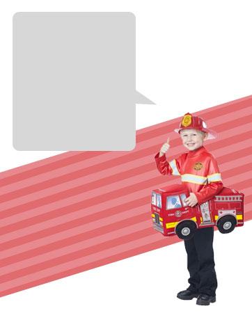 Firetruck Rider Bio