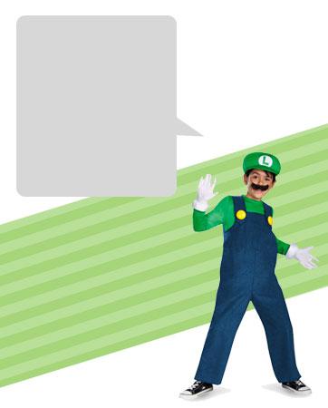 Luigi Boy Bio