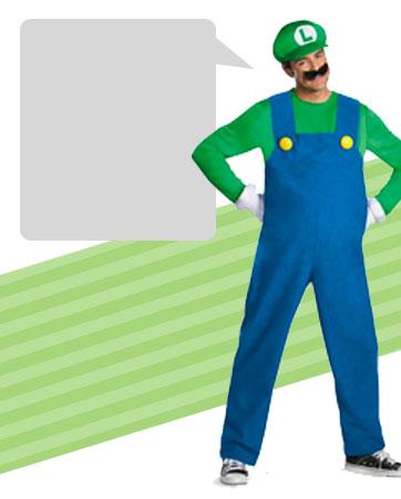 Luigi Man  Bio