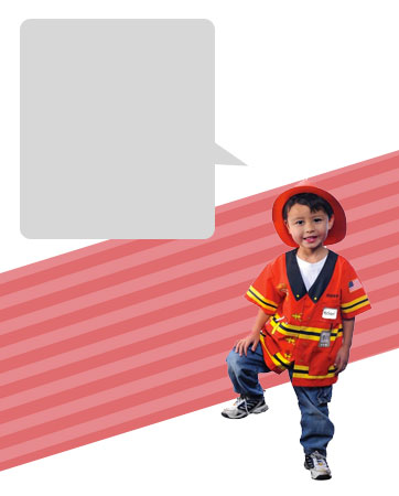 Red Firefighter Bio