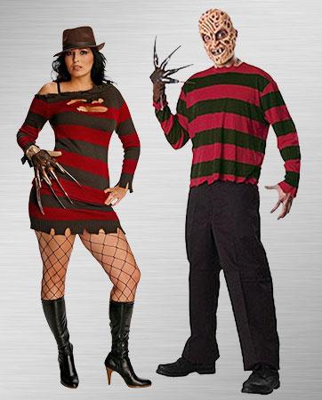 Freddy Krueger Couple