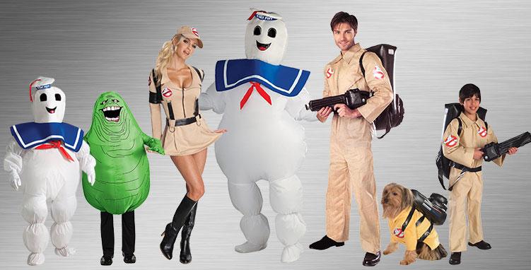 Ghostbuster Costume Ideas