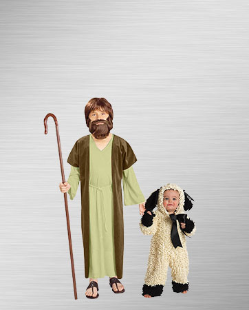 Jesus & Lamb