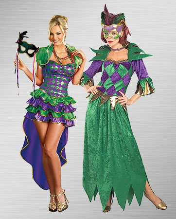 tiospecicin.gq Pure Costumes. BlockBuster Costumes, LLC. Marsino's Costumes and Novelties, LLC. Wholesale Party and Costumes Supplies. 7th Avenue Costumes. Product - Club Pack of 12 Green Purple and Yellow Mardi Gras Jester Headband Costume Party .