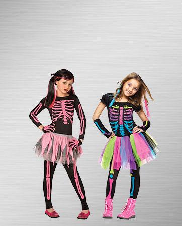 Punk Skeletons Costume