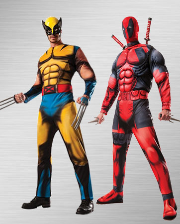 Wolverine and Deadpool Costume