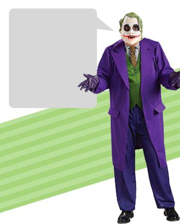 Joker bios