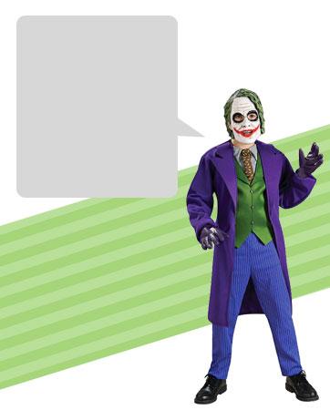 Child Joker Bio