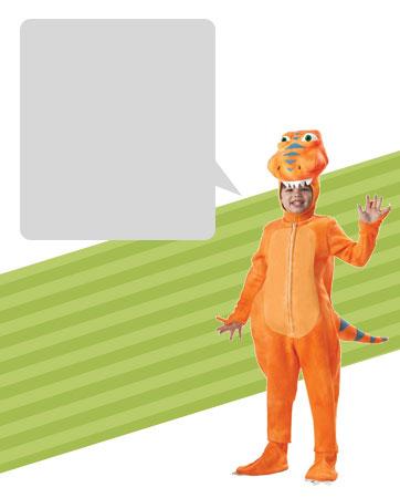 Dinosaur Train Bio