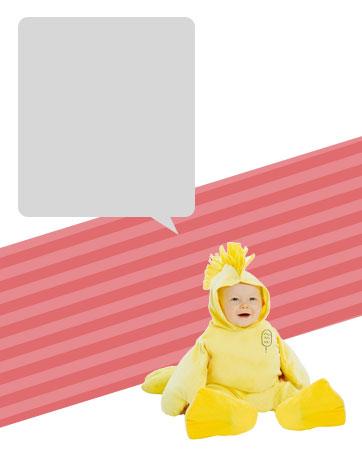Woodstock Baby Costume